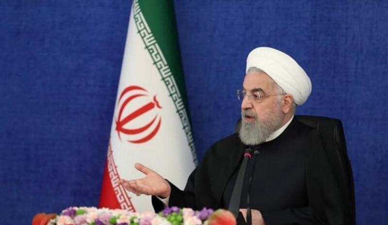 روحاني: إيران تتفاوض مع القوى الكبرى وليس مع الكونغرس الأمريكي