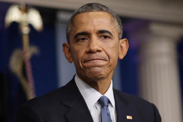 أوباما يطالب مقاتلي إيران باحترام سيادة العراق