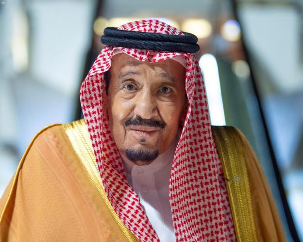 الملك سلمان يدعو إيران للتوقف عن التدخل في شؤون دول الشرق الأوسط