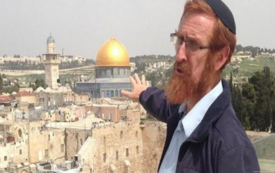 المتطرف غليك يقتحم المسجد الأقصى برفقة عشرات المستوطنين