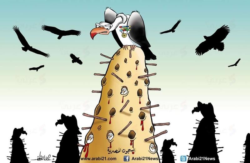 السجون المصرية ..