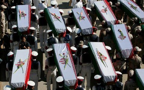 جثث ايران