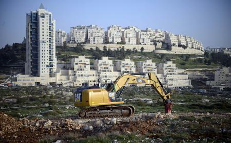 المستوطنات - الاستيطان الاسرائيلي