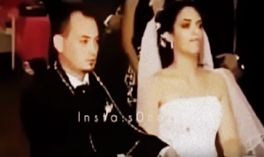 """فيديو - لحظة وفاة عروس وهي على """"اللوج"""" يوم زفافها!"""