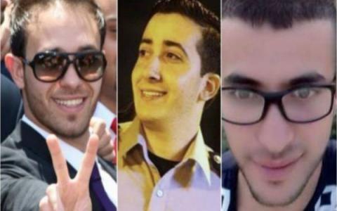 محمد ومحمود البلبول ومالك القاضي