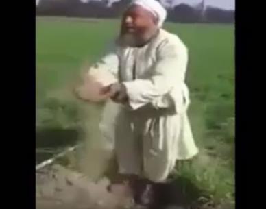 فيديو - شاهد ماذا قال هذا الفلاح المصري عن السيسي والنيل وأثيوبيا