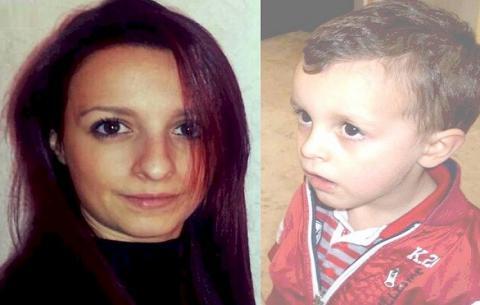 تقتل طفلها لاكتشافه علاقتها الغرامية مع جده والد زوجها
