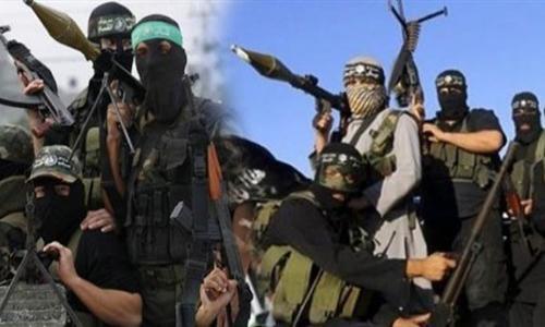 حماس وداعش