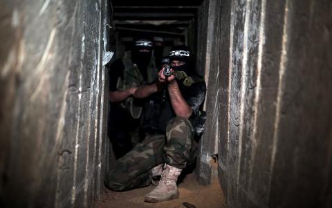 أنفاق حماس