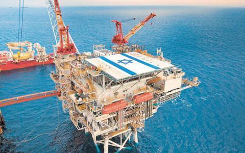 الغاز الاسرائيلي