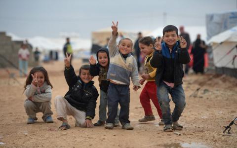 المخيمات الفلسطينية