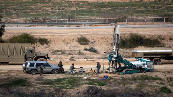 بروفيسور إسرائيلي: بناء الأنفاق مسبب للحرب بموجب القانون الدولي