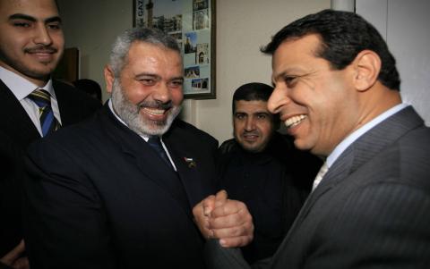 حماس ومحمد دحلان
