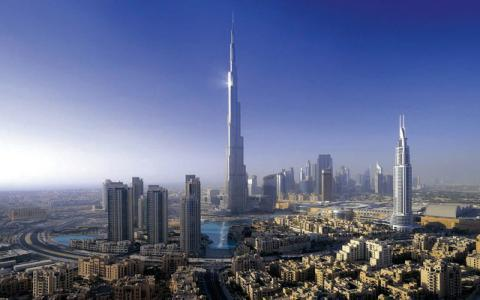 دبي تعلن بدء بناء أطول برج في العالم