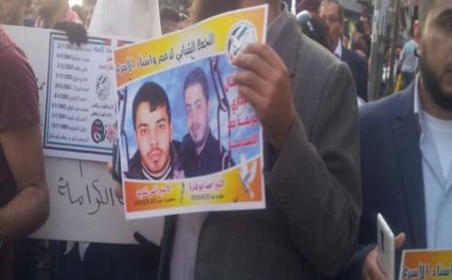 الاحتلال يجمد الإداري للأسيرين المضربين شديد وأبو فارة