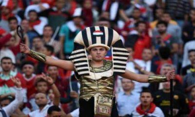 """فرحة كبيرة في غزة بفوز منتخب """"الفراعنة"""" على أبناء مدرب غانا الإسرائيلي"""