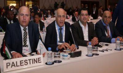 الرجوب يدعو اللجان الأولمبية الدولية لحماية الرياضة الفلسطينية