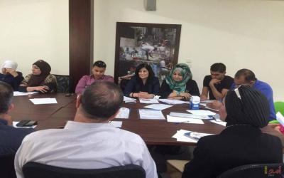 الشخصيات المستقلة تحذر حماس من التدخل بشؤون التجمع بغزة