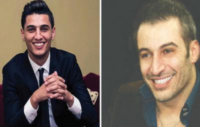 احمد ماضي ومحمد عساف
