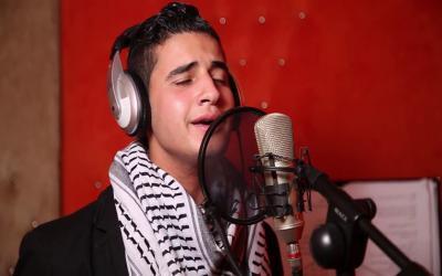 الفنان عبد الله نطط