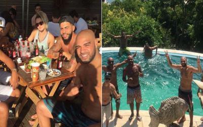 أدريانو ينفق 91 ألف يورو للاحتفال بعيد ميلاده