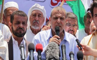 """رئيس لجنة موظفي وكالة الغوث ينفى انتخابه في المكتب السياسي لـ""""حماس"""""""