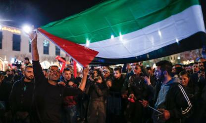 فلسطين تشتهر بالزيتون والمسخن وعرب آيدول