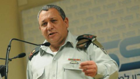 آيزنكوت: مشكلتنا مع حماس ليست أمنية فقط ونحن نبحث عن حلول