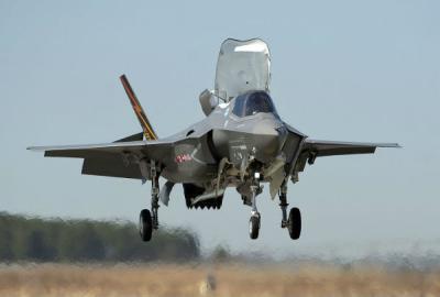طائرات F-35