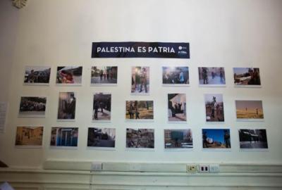"""اختتام الأسبوع الثقافي """"فلسطين هي الوطن"""" في الأرجنتين"""