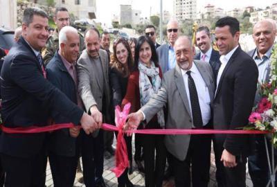 """بنك فلسطين وشركاؤه يفتتحون الحديقة الترفيهية الثلاثين للأطفال ضمن مشروع """"حدائق البيارة"""" في مدينة بيت لحم"""