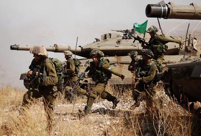 جيش الاحتلال الاسرائيلي
