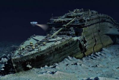 شركة رحلات فاخرة تبدأ رحلات لمشاهدة حطام سفينة تيتانيك
