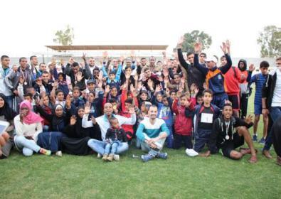 بمشاركة 300 عداء.. النجاح يغلف بطولة القطاع لألعاب القوى ضمن فعاليات يوم الرياضي الفلسطيني
