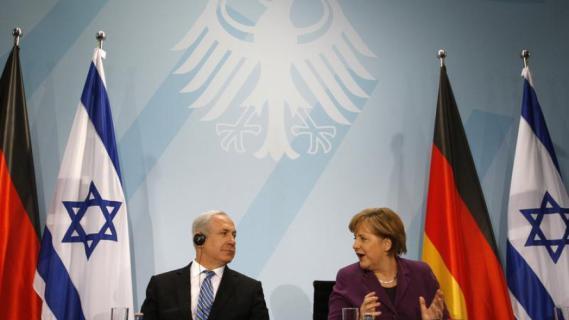 إسرائيل وألمانيا