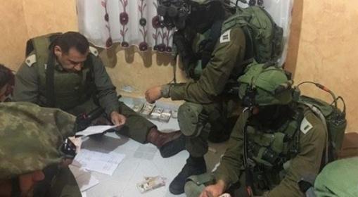 لماذا استولى جنود الاحتلال على اموال دية ثأر قديم في جنين ؟