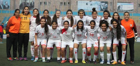 المنتخب الوطني النسوي