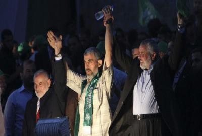 قادة حماس