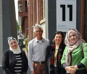 الشخصيات المستقلة بهولندا تجتمع مع نائب وزير التعليم