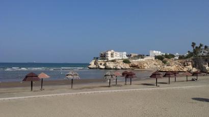 شواطئ عربية