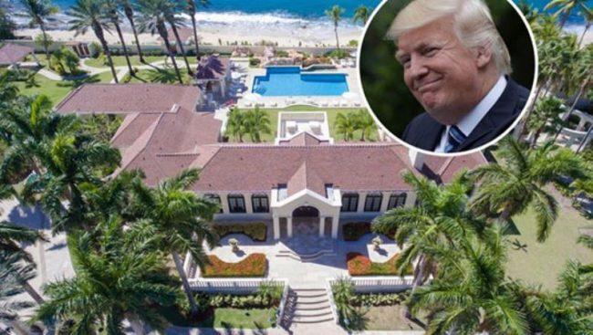 بالصور.. منزل ترامب الفاخر في جزر الكاريبي للبيع بـ28 مليون دولار
