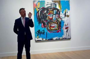 أغلى قطعة فنية في العالم تباع في مزاد بــ 110.5 ملايين دولار
