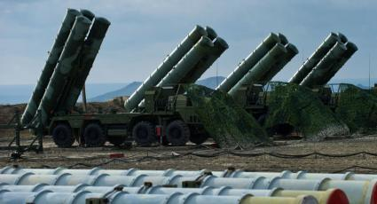 """صواريخ """"إس-400"""" الروسية"""