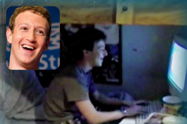 """شاهد.. مؤسس """"فيسبوك"""" يكشف جانباً من حياته قبل الشهرة"""