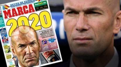 """ريال مدريد يطمح لإبقاء """"زيزو"""" مدرباً حتى عام 2020"""