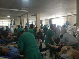 مئات القتلى والجرحى في تفجير ضرب العاصمة الأفغانية