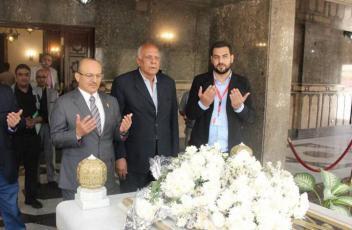 ما هي الرسائل التي حملها رجل علي عبد الله صالح الى مصر؟