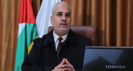 تعقيب حماس حول موقف الرئيس من الانتخابات والمستشفى الدولي بغزة