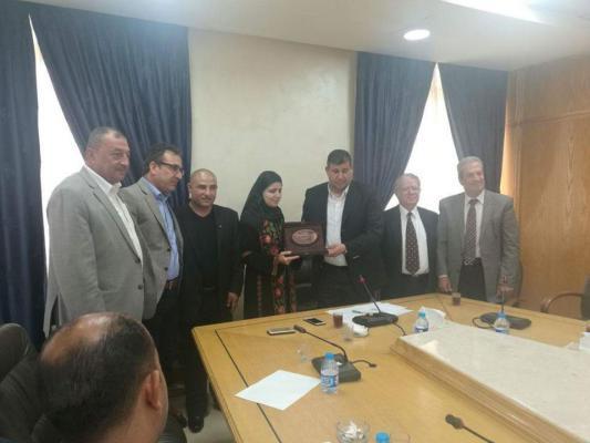 الشخصيات المستقلة تسلم رسالة لمجلس النواب الأردني