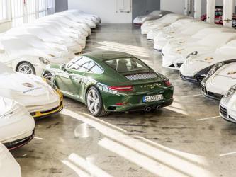 هذا ما تبدو عليه النسخة المليون من سيارة بورش 911